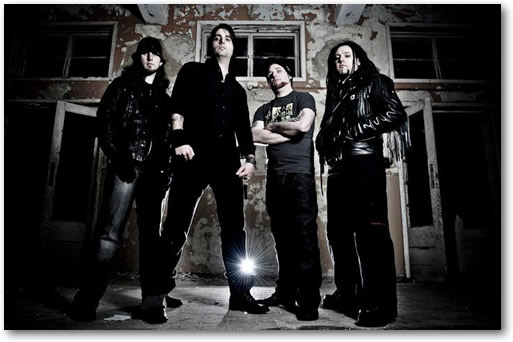 NG26, UK metal band 