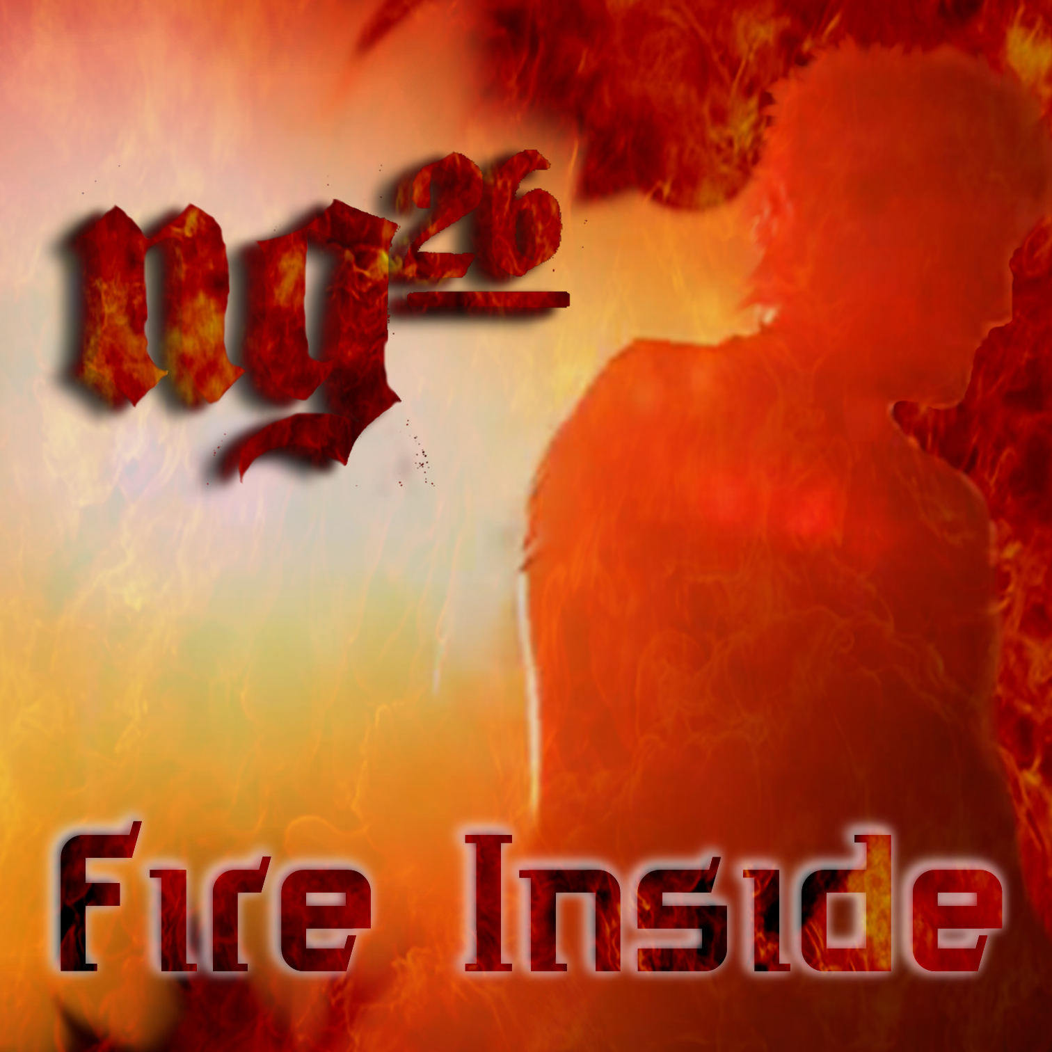 Metal hard rock band NG26 Fire Inside