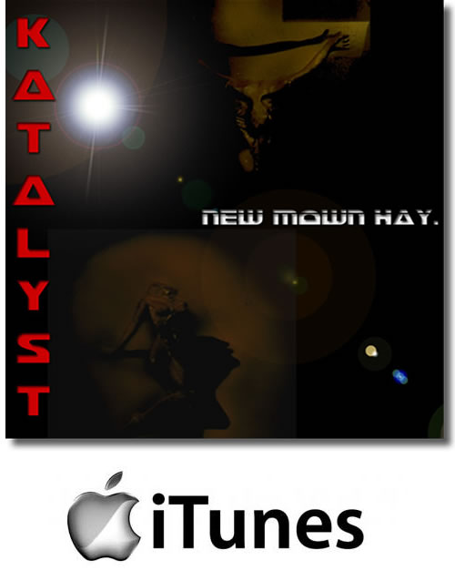New Mown Hay Katalyst electronic ambient composer recording artist