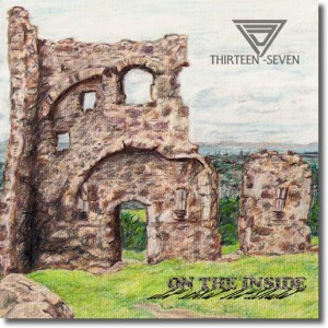 THIRTEEN-SEVEN on the inside EP alternative prog rock Holier Than Thou Records