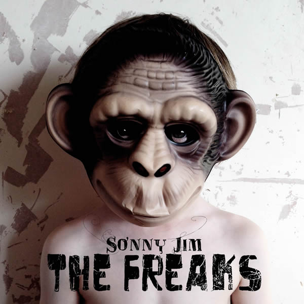Sonny Jim - The Freaks EP, for fans of ACDC, melodic hard rock
