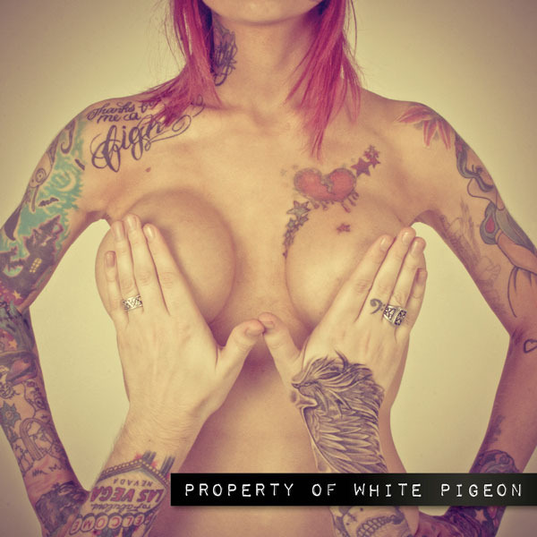 White Pigeon album promotion through Holier Than Thou Records