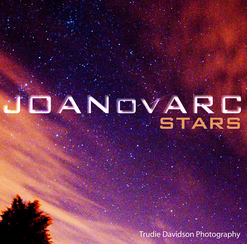 JOANovARC Stars single release on Holier Than Thou