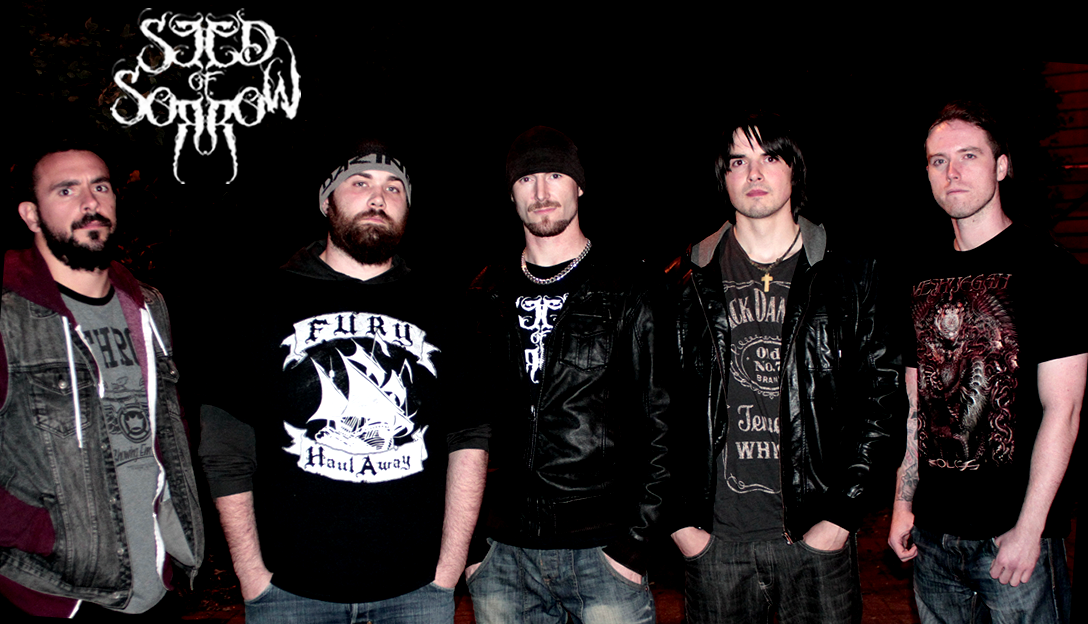 Melodic Death Metal band Seed of Sorrow Holier Than Thou Records