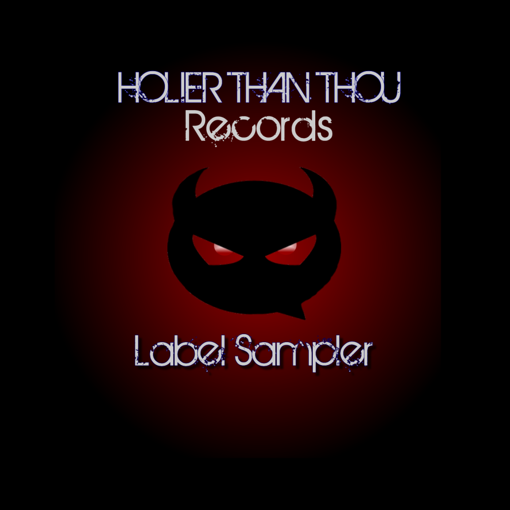 Rock, Alternative, Metal  Label Sampler from Holier Than Thou Records