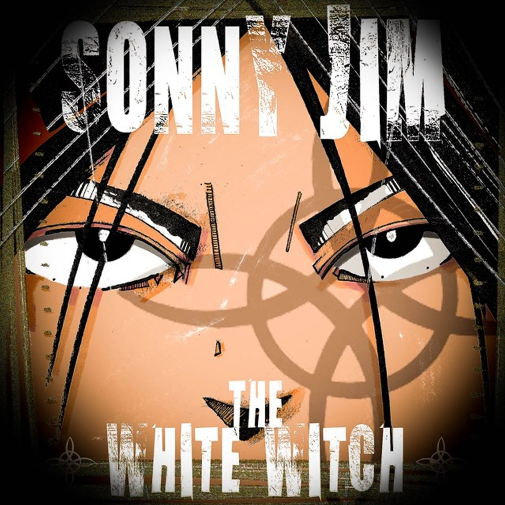 The White Witch artwok single release by Sonny Jim