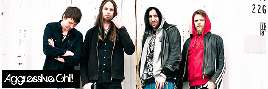 Swedish Metal band Aggressive Chill Holier Than Thou Records