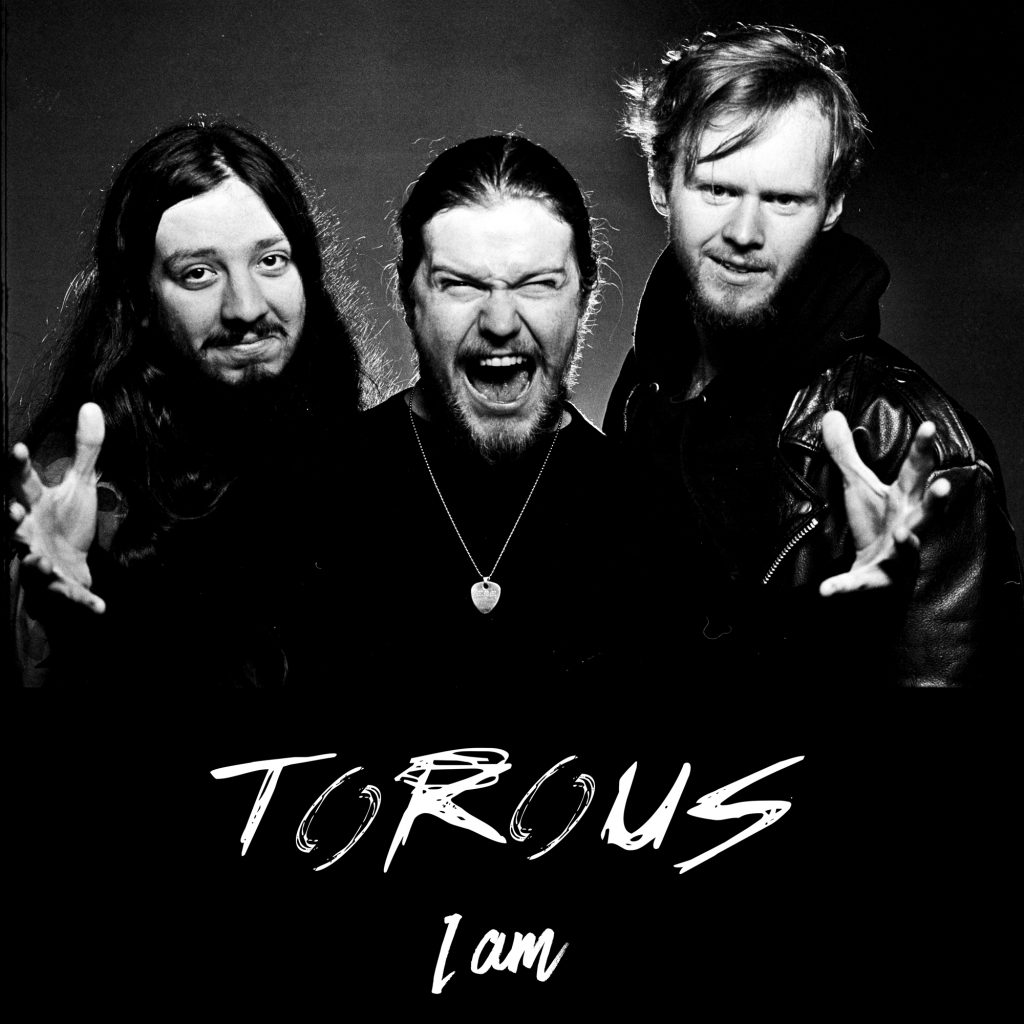 Torous single release I Am Holier Than Thou Records