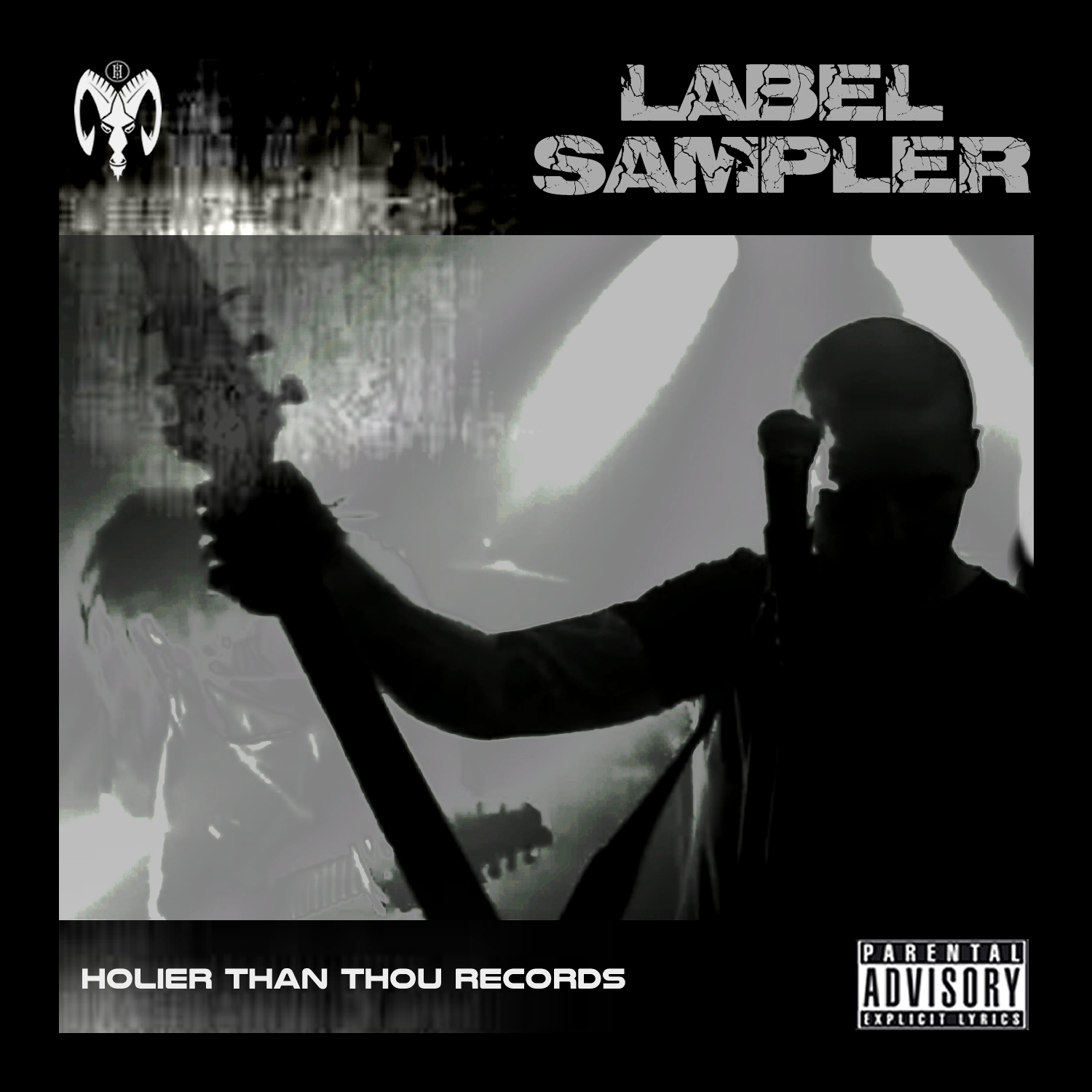 Holier Than Thou Records label sampler