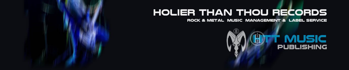 HOLIER THAN THOU RECORDS